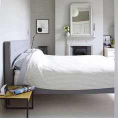 Master bedroom   Period house in southeast London   House tour   25 Beautiful Homes   Housetohome.co.uk