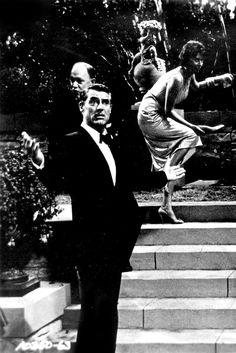 Cary Grant & Sophia Loren ~ Houseboat, 1958