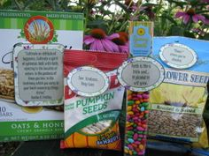 """Sowing Seeds of Faith"" Care Package ~ http://www.missionmessages.com/156/sowingseedsfaith/"