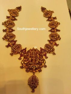 Antique Necklace latest jewelry designs - Page 3 of 333 - Indian Jewellery Designs Indian Jewellery Design, Latest Jewellery, Indian Jewelry, Jewelry Design, Diamond Choker Necklace, Diamond Cross Necklaces, Diamond Pendant, Stone Necklace, Gold Temple Jewellery