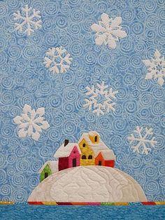 Sampaguita Quilts: Winter Wonderland Received