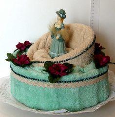 Детские торты из полотенец - Handmade-Paradise