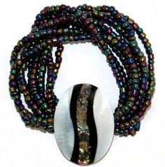Shell Bracelet - Multi Colour