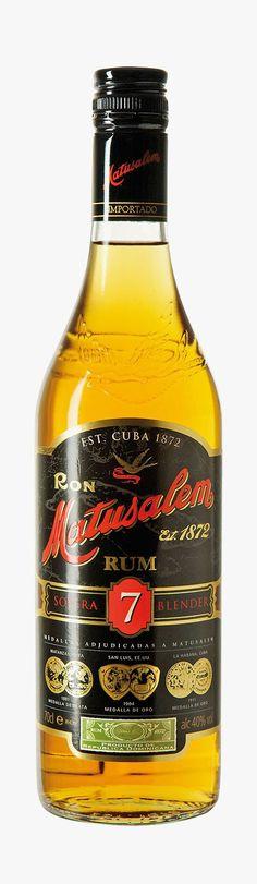 Matusalem Rum - 7 Anos.