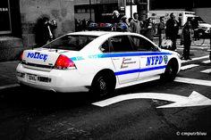 NYPD Cruiser