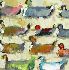 """Ducks in a Row"" by Gary Bodner"