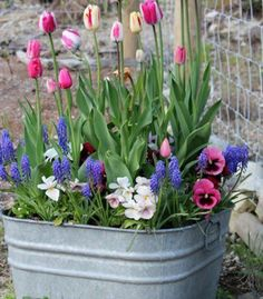 This is a cool idea for spring