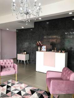 Beauty Room Salon, Beauty Room Decor, Beauty Salon Design, Beauty Studio, Salon Interior Design, Boutique Interior, Makeup Studio Decor, Nail Designer, Studio Room