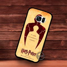 Harry Potter and The Half-Blood Prince Poster - Samsung Galaxy S7 S6 S5 Note 7 Cases & Covers