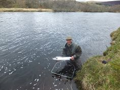 Dee & Don Salmon Fishing: Tulchan C - River Spey