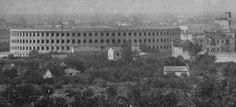 1865. Detalle de la Plaza de Toros de la panorámica