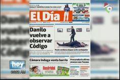 Portada De Los Principales Periódicos Del País 20-Dic-2016