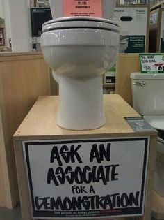 Would you ask for a demonstration?
