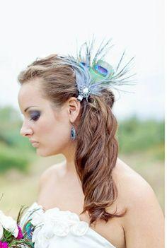 @Carol Van De Maele Van De Maele Ivey  #peacockwedding #peacock #wedding