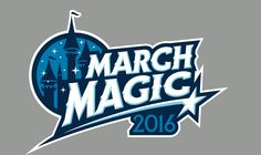 Exclusive: See Four Brand New Logos From This Year's March Magic Tournament