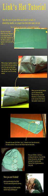 Link Hat Tutorial by eressea-samaView the full tutorial...