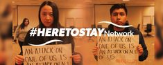 I just joined the #HereToStay Network. I WILL show up for immigrants in my community at ICE check-ins to resist deportations and I need you to join me: