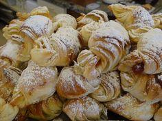 Croissant de goiaba da POLOS pães e doces