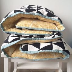 Boxkleed speelkleed playpen rug mat playmat van HANNAHHAVE op Etsy
