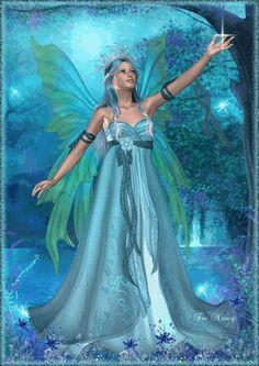 Animated gifs : Fairies