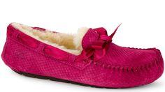 Amazon.com: UGG Australia Women's Dakota Exotic Scales Slipper: Clothing