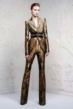 Alexander McQueen Resort 2013 Collection Slideshow on Style.com