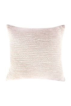 "This beautiful scatter cushion constructed using the leno weave technique gives the product a very sheer yet durable finish. The textured effect will easily lend itself to your existing decor giving your living space a fresh and modern appeal.<div class=""pdpDescContent""><BR /><b class=""pdpDesc"">Dimensions:</b><BR />L50xW50 cm<BR /><BR /><b class=""pdpDesc"">Fabric Content:</b><BR />100% Cotton<BR /><BR /><b class=""pdpDesc"">Wash Care:</b><BR>Gentle cycle cold wash</div> Scatter Cushions, Throw Pillows, 3 Drawer Chest, Weave, Living Spaces, Content, Cold, Fresh, Texture"