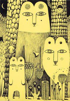 kumafamily by pilipo, via Flickr