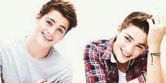 YouTubers Jack and Finn