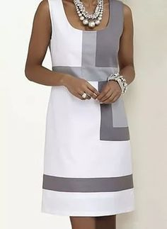 Shop Floryday for affordable Day Dresses Dresses. Floryday offers latest ladies' Day Dresses Dresses collections to fit every occasion. Elegant Dresses, Casual Dresses, Fashion Dresses, Women's Fashion, Fashion Online, Fashion Sewing, Ladies Fashion, Vestidos Sexy, Vestido Casual