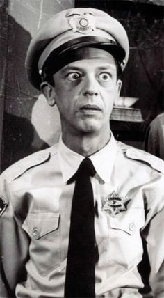 THE THEOLOGY OF DEPUTY BARNEY FIFE. I started wondering how Barney Fife might react to some of the quotes in the Bible…or how he might paraphrase them…or even what his comeback might be.