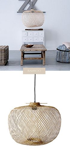 bamboo lamp | by the style files
