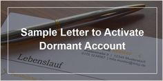 sample letter activate dormant account how make authorization pdf Free Bank Account, Opening A Bank Account, Job Letter, Cover Letter Sample, Confirmation Letter, Account Verification, Types Of Resumes, Functional Resume, Resume Words