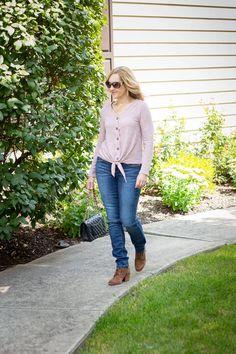 Jeans under $50 with Cato Fashions - Kathrine Eldridge, Wardrobe Stylist Fall Fashion Staples, Autumn Fashion, 7 Jeans, Skinny Jeans, Denim Branding, Weekend Style, Black Jumpsuit, Cute Tops, Get Dressed