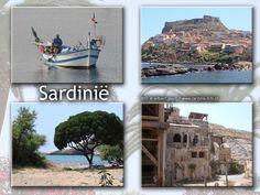 Diversiteit van een prachtig eiland, zie ook http://www.sardinie-info.nl