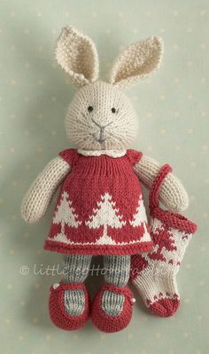 Ullie by littlecottonrabbits, via Flickr