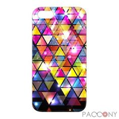(1) Fancy - Tiffany Reflection Pattern Protective Hard Cases for iPhone 4 and 4S  Designer iPhone 4/ 4S Cases : Paccony.com
