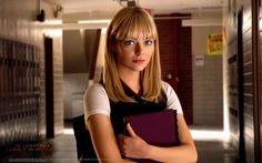 Smart, charismatic & rebellious, Gwen Stacey is the chief intern at Oscorp. But her life takes a complicated turn as she watches both her boyfriend, Peter, and her mentor, Dr. Connors, undergo radical transformations