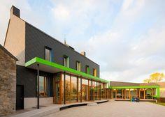Architects: LR Architects  Location: Barvaux-Condroz, Belgium  Client/Client: Administration communale/Local administration  Completion: 2011