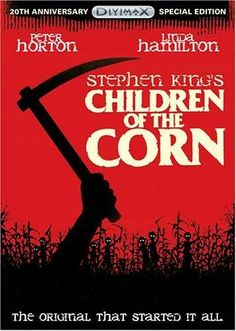 Children of the Corn (1984) Film Poster
