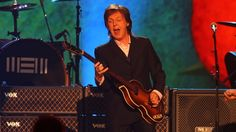 Paul McCartney: Lanzan posible setlist de su concierto