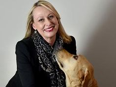Congratulations to our MBA alumnus - Guide Dogs Chief Executive, Kate Thiele - who has won a fully funded fellowship to Harvard Business School.