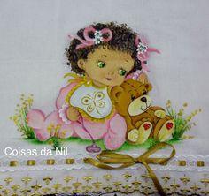 Coisas da Nil - Pintura em tecido: Janeiro 2013