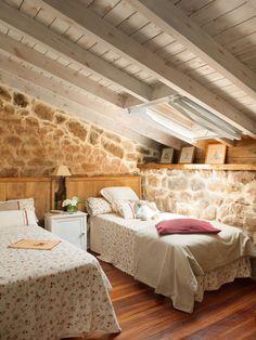 Antes una cuadra, hoy una vivienda familiar en Cantabria