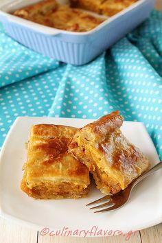 Greek-style Sweet Pumpkin Pie