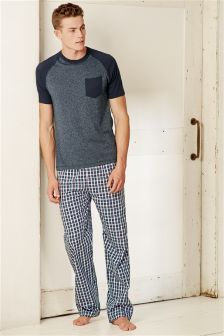 Shop for men's pyjamas at Next. Pick from classic nightwear including PJs, lounge pants and dressing gowns with next day delivery available. Lounge Pants, Lounge Wear, Mens Sleepwear, Mens Pyjamas, Man Set, Boys Pajamas, Unisex, Nightwear, Casual