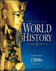 World History (hs): Glencoe World History by McGraw-Hill Editors and Jackson J. Spielvogel Hardcover, Student Edition of Textbook) for sale online World History Textbook, High School World History, World History Classroom, World History Lessons, History For Kids, Study History, History Education, History Teachers, Teaching History