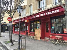 Restaurante-cooperativa: preço bom e tradição no bairro 13 eme em Paris (Les Temps des Cerise)
