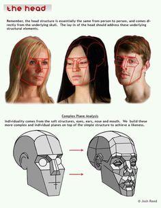 Planos del rostro