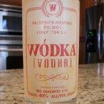 Vodka Review: Wodka Vodka